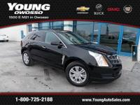 2011 CADILLAC SRX Our Location is: Young Chevrolet