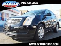 Gorgeous 2012 Cadillac SRX top features include