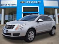 This outstanding example of a 2011 Cadillac SRX Base is