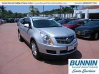 Options:  2011 Cadillac Srx Base|Silver|Cadillac