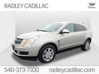2011 Cadillac SRX Luxury Luxury Mocha Steel Metallic