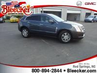 2011 CADILLAC SRX LUXURY COLLECTION, AUTOMATIC, POWER