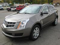 This 2011 Cadillac SRX is available in Luxury trim. It