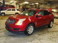 2011 Cadillac SRX Luxury Collection For