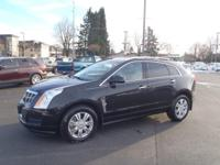 This 2011 Cadillac SRX Luxury Collection boasts