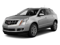 Options:  2011 Cadillac Srx Luxury Collection|Miles: