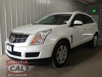 Options:  2011 Cadillac Srx Awd 4Dr Luxury