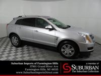 SRX Luxury, AWD, 4-Wheel Disc Brakes, 4-Wheel