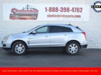 Options:  2011 Cadillac Srx Luxury
