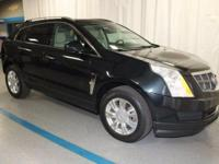 2011 Cadillac SRX Luxury in Black Ice Metallic... Hey!