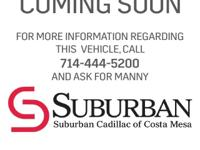 Don't let the miles fool you! The Suburban Buick GMC