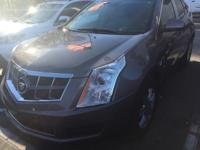 LUXURY SUV AT ECONOMICAL PRICE, CADILLAC SRX, LOW MILES
