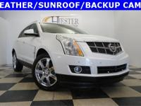 Options:  2011 Cadillac Srx Performance|Silver|Priced
