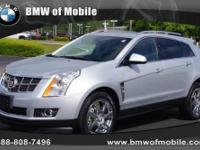 BMW of Mobile presents this 2011 CADILLAC SRX AWD 4DR