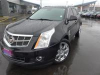 Options:  2011 Cadillac Srx Turbo Premium|Black|3.75
