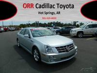 2011 Cadillac STS Sedan Our Location is: ORR Cadillac
