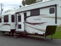 2011 Carriage RV Cameo M-37FB3 and 2007 Chevrolet