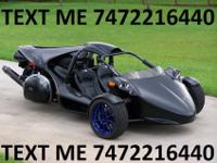 24odo...This is a 2011 Campagna T-Rex 14RR Trike, this