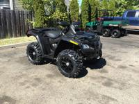 2011 CAN AM OUTLANDER XT BLACK STEALTH EDIT. EFI POWER
