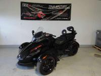 2011 Can-Am Spyder RS-S SE5 Custom Can-Am Spyder RS-S