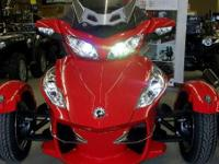 2011 Can Am spyder RT for sale Call for our best price