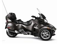 2011 Can-Am Spyder RT Audio & & Convenience SM5 Can't