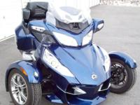 Make:Can AmModel:Spyder Condition:Used2011 CAN-AM
