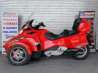 2011 Can-Am Spyder RT-S SM5 Can Am Spyder RT-S  The