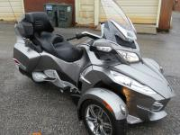 2011 CAN AM SPYDER RTS SE-5 FOR SALE IS IN MINT