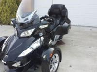 Hello Up for Sale is a beautiful black 2011 Can-Am