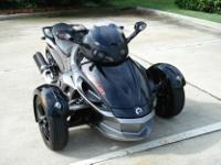 Make: Can Am Model: Other Mileage: 6,447 Mi Year: 2011