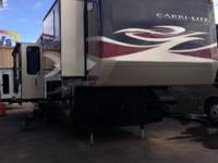 2011 Carriage Carri-Lite Fifthwheel LIKE NEW! MUST