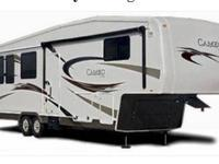 2011 Carriage Recreational Vehicle Cameo M-37RESLS.