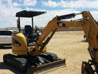 2011 Caterpillar 303.5 D FELINE Mini Excavator Nice Cat