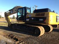 2011 Caterpillar 336DL 336DL 2011 CATERPILLAR 336DL