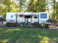 2011 Cedar Creek Cottage 40 ft. Model CFD 40 travel
