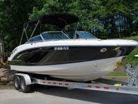 This AWESOME big water boat just came in on trade a