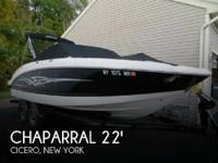 2011 Chaparral Sunesta 224 - Stock #087107 -