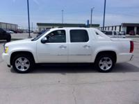 This 2011 Avalanche is beautiful with all the option
