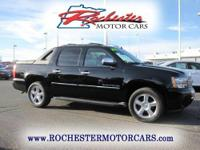 2011 Chevrolet Avalanche LTZ, 4WD with 43,318 miles.