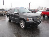 Options:  2011 Chevrolet Avalanche 4Wd 5D Crew Cab