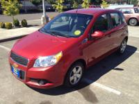 This 2011 Chevrolet Aveo LT w/1LT is offered to you for