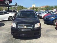 Options:  2011 Chevrolet Aveo Below Market Value!!!..No