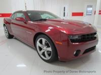 Exterior Color: certified 2011 chevy camaro, Body: