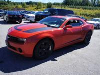 2011 Chevrolet Camaro 2 Dr Coupe LS Our Location is: