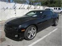 Camaro SS 2SS, RS Plan, GM Certified, 6.2 L V8 SPI,