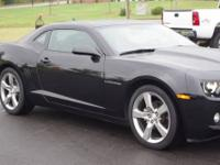 - -1-OWNER CAMARO 2LT WITH RS PACKAGE AND 19,115