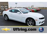 2011 Chevrolet Camaro SS/RS. Summer will be here soon