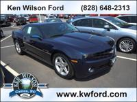 This 2011 Chevrolet Camaro 2dr Coupe LT Coupe includes