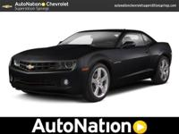 2011 Chevrolet Camaro. Our Location is: AutoNation